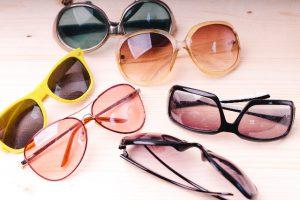 色々なサングラス